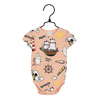 Moomin Walled Body, Coral