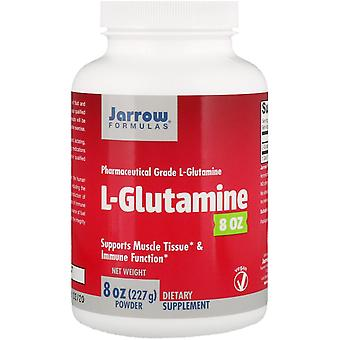 Formule Jarrow, Polvere di L-Glutamina, 8 oz (227 g)