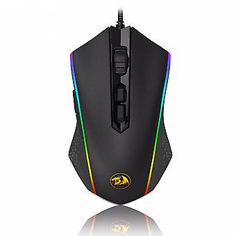 Ergonomically smart comfortable gaming mouse (black)