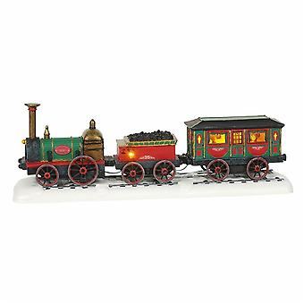 Department 56 Dickens' Village The Emerald Express Train