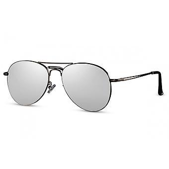 Sunglasses Unisex Kat. 3 Pilot black/silver (CWI1917)