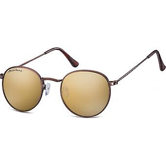 Sunglasses Unisex Cat.3 Brown (MS92D)