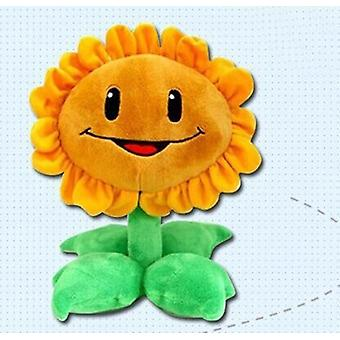Plush Toys Cute Pea Shooter Sunflower Squash Soft Stuffed Plush Toys