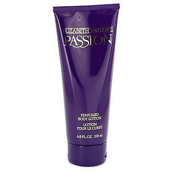 Passion Body Lotion By Elizabeth Taylor 6.8 oz Body Lotion