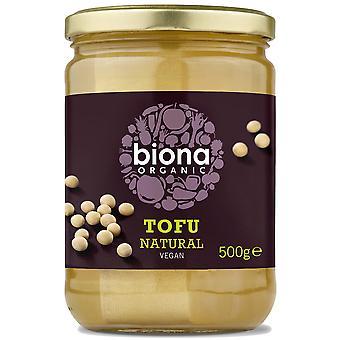 Biona Organic Plain Tofu