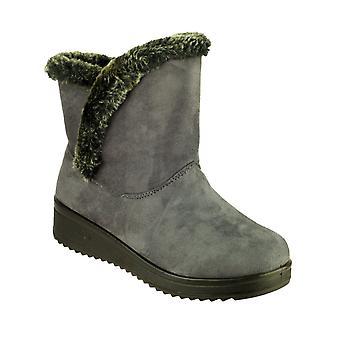 Amblers Women-apos;s Arctic Desert Boot Brown 20295