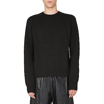 Bottega Veneta 638771v07j02113 Mænd's Brun uld sweater