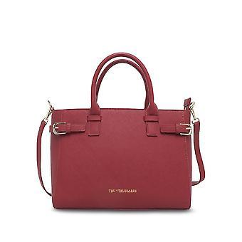 Trussardi -BRANDS - Bags - Handbags - 76BTS15_RED - Ladies - crimson