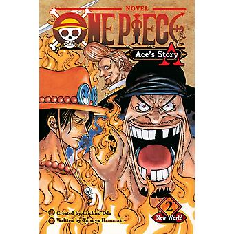 One Piece Aces Story Vol. 2 by Hinata & Sho