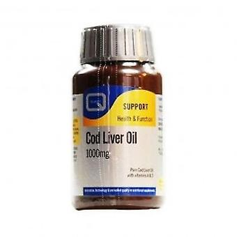 Quest - Cod Liver Oil 1000mg 90 capsule