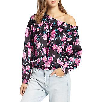 Kendall + Kylie | Floral Print Top