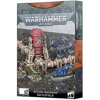 Spiele Worlshop - Warhammer 40.000 - Battlezone: Manufactorum Battlefield