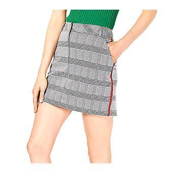 Project 28 | TZ Dressy Casual Plaid Mini Skirt