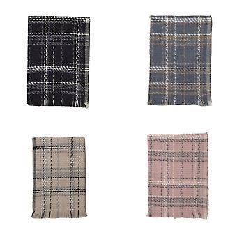 Fabel Unisex Volwassene Gecontroleerd Winter Sjaal