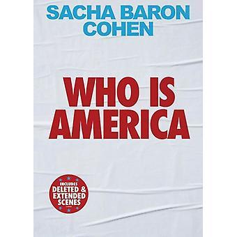 Wer ist Amerika [DVD] USA importieren