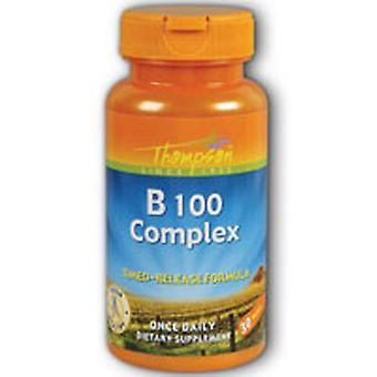 Thompson B 100 Complex, 60 Caps