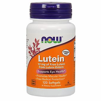 Nyt Foods Lutein 10 mg, 120 Sgels