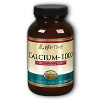Life Time Nutritional Specialties Calcium Citrate with Magnesium and Boron, 1000 mg, 180 caps