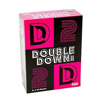 Double Down Card Game (Lobo 77)