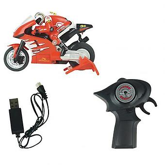 Mini Rc Motorcycle, High Speed Radio Controlled 2.4ghz Motorbike Toy