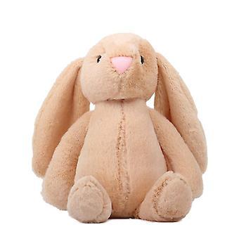 Carino peluche coniglio ripieno giocattolo