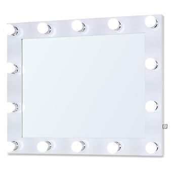 Hollywood Mirror 80 x 65cm Bathroom or Dressing Room Vanity