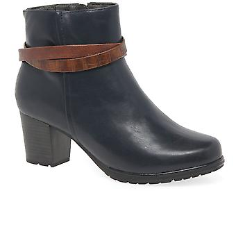 Soft Line (Jana) Crown Womens Ankle Boots