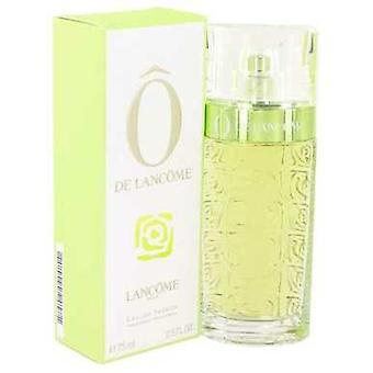 O De Lancome By Lancome Eau De Toilette Spray 2.5 Oz (women) V728-418964