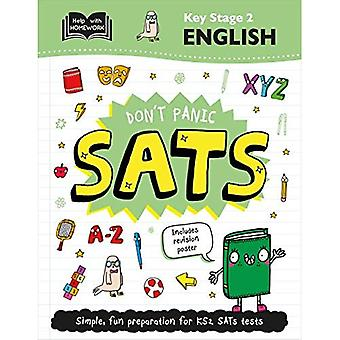 Key Stage 2 English: Don't� Panic SATs (Help With Homework)