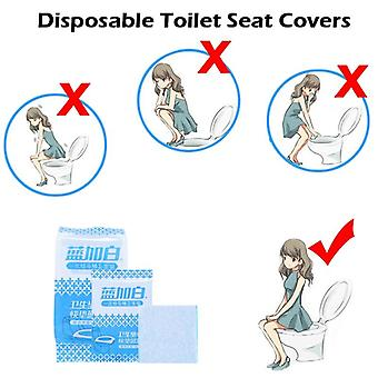 Waterproof And Disposable Toilet Seat Covers