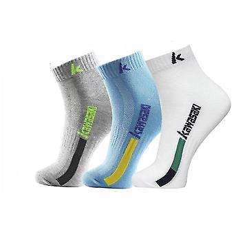 Mænd's Løbestrøm, Åndbar BomuldSport/cykling Professionelle sokker