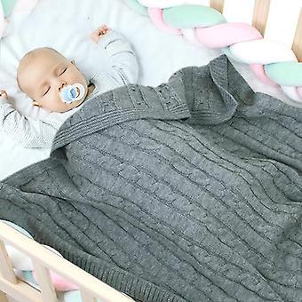 Newborn Baby Cotton Sleeping Bag Swaddle Soft Receiving Blanket