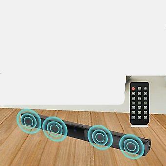 רמקול אלחוטי עם מערכת רמקולים עם בר-Bluetooth