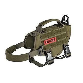 Dog Vest For Walking, Hiking, Hunting, Tactical Military, Molle Training