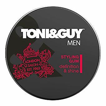 Toni & Guy Definition & Shine Styling Gum for Men, 75ml