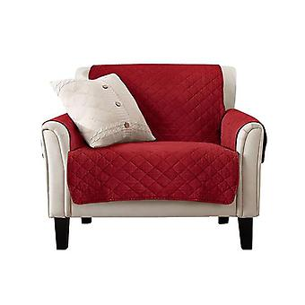 1 Seater Sofa Covers Quilted Couch Lounge Protectors Slipcovers