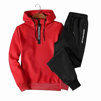 Autumn/winter Sweatshirt Drawstring Outfit Sportswear Suit Pullover