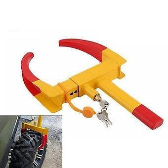 Heavy Duty Car Wheel Lock Clamp