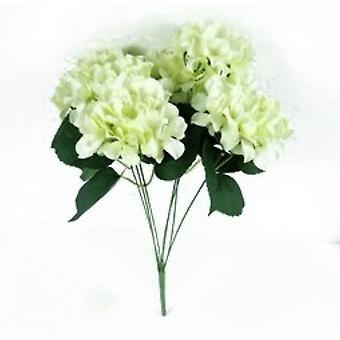 Bouquet d'hydrangea blanc