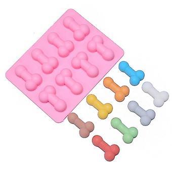 Eistablett Silikon Form Eiswürfel Tablett, Schokolade Form Tod