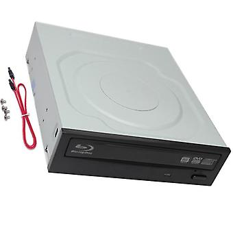 Blu-ray Writer Dual Layer 16x Dvd+r 24x Cd-rw Burner Sata Desktop Pc Optical