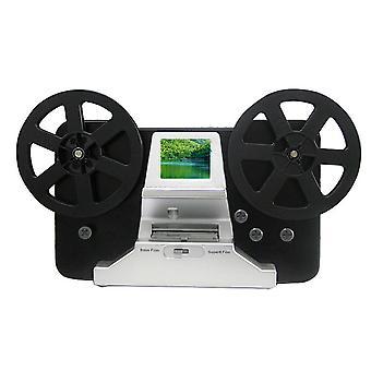 """Winait 5""""&3"""" bobina 8mm rolo filme & super8 rolo vídeo digital filme scanner de vídeo"""