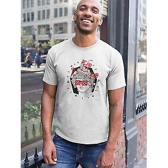 ديونيسوس الحديثة والنحت المحملة الرجال-الصورة عن طريق Shutterstock