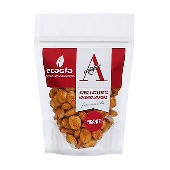 Fried Peeled Marcona Almond with Spicy Paprika Doypack 125 g