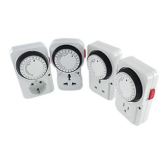 Cyclische timer switch keuken outlet loop universele timing socket mechanisch