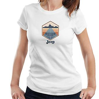 Jeep Drive With A View Women's T-Shirt