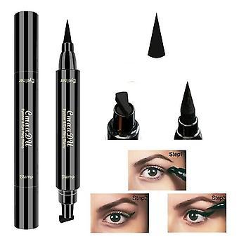 Double Head Liquid Makeup Seal Stamp Eyeliner