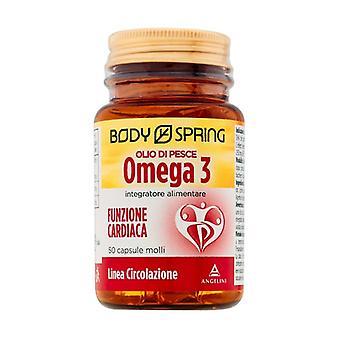 Fish oil (Omega 3) 50 capsules