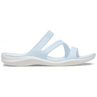 Crocs 203998 Swiftwater Sandal Naisten Sandaalit Mineraalinsininen