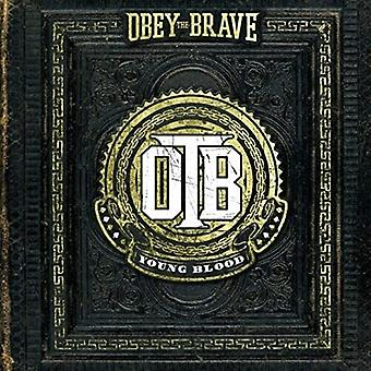 Obey The Brave - Young Blood (Trans Yellow) [Vinyl] USA import